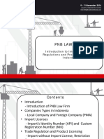 Pnb Law Firm Construction Import 2016