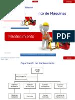 Exposicion de Gestion y Mantenimiento Maquinas y Equipos Electricos