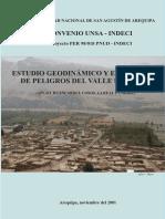 Estudio Geodinamica y Evaluacion de Peligros en el Valle de Majes.pdf