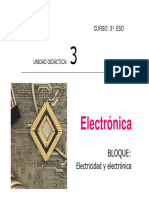 Electronica 3 Eso