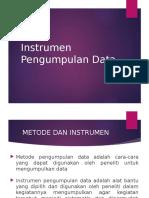 Bab IV Teknik Dan Instrumen