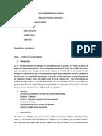 Informe Bomba en Linea