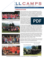 Summer Camp Newsletter 2014
