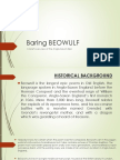 Baring Beowulf