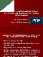 Agonistas y Antagonistas de Los Receptores de 5-Hdroxitriptamina(2)(1)