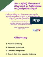 Vortrag -Junge Chirurgen - Megacolon