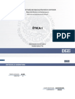 ETICA-I