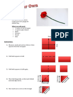 make your own poppy