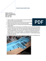 Double Edge Build Guide