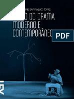 Léxico Do Drama Moderno e Contemporâneo – Jean-Pierre Sarrazac