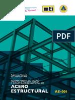 Norma Minima Acero Estructural_MTI