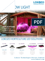 Lokozo Led Grow Light Rev00