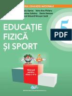 Manual de Educație Fizică