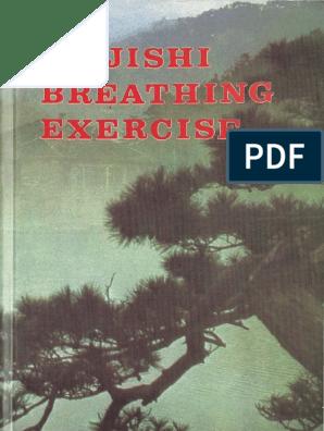 Wujishi Breathing Exercises pdf | Traditional Chinese