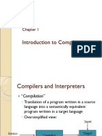 1 - Introduction to Compilers.ppt
