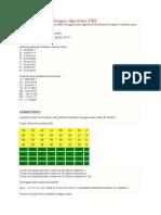 Contoh Enkripsi Dengan Algoritma DES