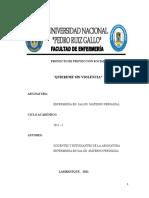 ProyectodeProyeccionSocialVCiclo