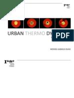 Urban Thermodynamics