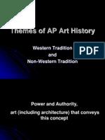 Themes of AP Art History (2)
