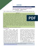 THERAPEUTIC USE OF SNAKE VENOM.pdf