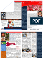 WGS Newsletter term 1 week 5 - 28 Feb 2013