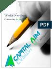 Capitalaim Commodity Report