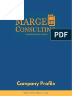 Marge Consulting Profile