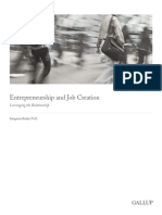 8 Entrepreneurship and Job Creation