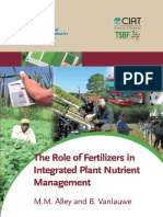 2009 Ifa Role Plant Nutrients