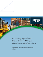 2012 Ifa Agricultural Productivity