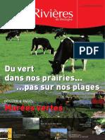 155 Eau & Rivières 155 - Printemps 2010 - Dossier Algues Vertes