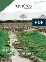 132 Eau & Rivières 132 - Été 2005 - Dossier Phosphore