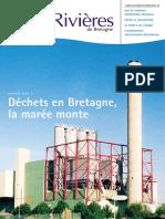 121 Eau & Rivières 121 - 3e Trim 2002 - Dossier Déchets en Bretagne