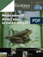 152 Eau & Rivières 152 - Été 2010 - Dossier Médicaments