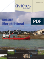 174 Eau & Rivières 174 - Janvier 2016 - Dossier Mer Et Littoral