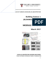 building science 1  bld60803 arc2423  - module outline - aug 2016
