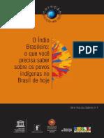 Luciano, Gersem Dos Santos - O Índio Brasileiro. O Que Você Precisa Saber Sobre Os Povos Indígenas No Brasil de Hoje (eBook)