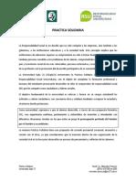 Propuesta Pedagogica Para ONG - PRÁCTICA SOLIDARIA - EPIC