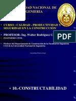 5constructabilidad Clase 5