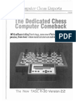 Computer Chess Reports 1994 01