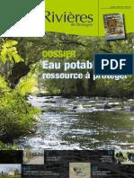 176 Eau & Rivières 176 - Juillet 2016 - Dossier Eau Potable