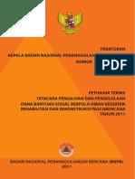 Perka-BNPB-14-2011-Juknis-RR