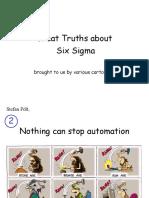 Sixsigma Cartoon