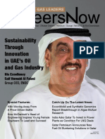 Sustainability Through Innovation in UAE's Oil and Gas Industry
