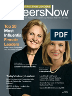Top 20 Most Influential Female Leaders in the Heavy Equipment and Machinery Industry