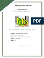 VALVULAS  DE COMPUERTA  Y  VALVULAS DE  PASO.docx