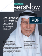 Life Lessons for Future Engineering Leaders with Bushnak Group Chairman