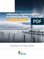 Caderno de Reflexoes Congresso 2015 1