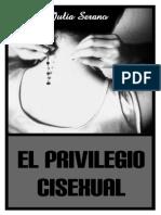 El Privilegio Cisexual