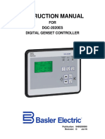DGC-2020ES DIGITAL GENSET CONTROLLER MANUAL